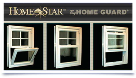 Home Guard Double Hung - Vinyl Replacement Window
