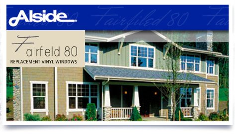 Fairfield 80 Vinyl Replacement Windows Uhlmann Home