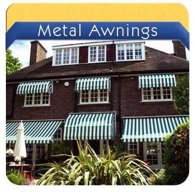 Featured Metal Awnings Uhlmann Home Improvement