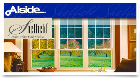 Alside Sheffield Vinyl Replacement Window