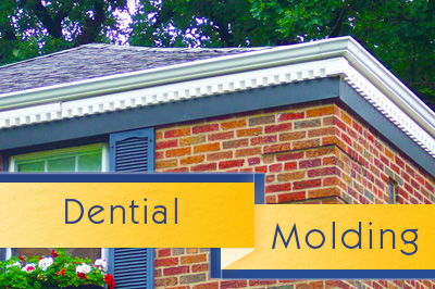 Dentil Molding Killeen Project