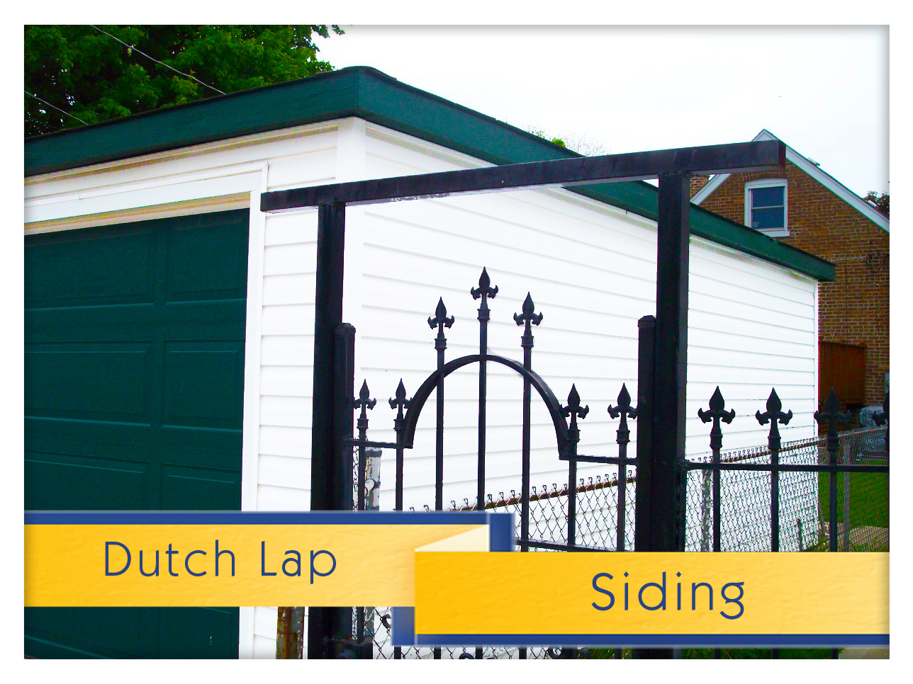 Dutch Lap Siding