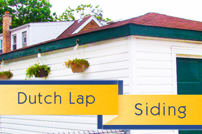 Dutch Lap Siding Chicago