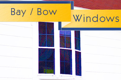 Bay Bow Windows – Eckert