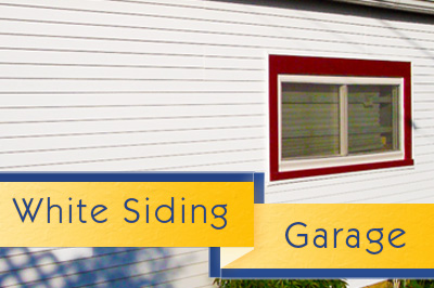 White Siding – Ferraro